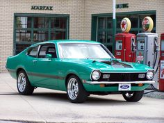 Lindo Ford Maverick