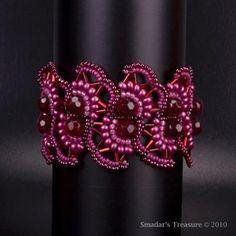 Free Seed Bead Necklace Patterns | FREE SEED BEAD BRACELET PATTERN « Bracelets: Jewelry