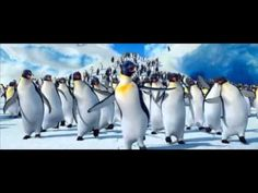 Happy Feet 1 Into the world of the Emperor Penguins, who find their soul mates through song, a penguin is born who cannot sing. But he can tap dance something fierce!