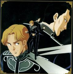 Legend of the Galactic Heroes : Photo