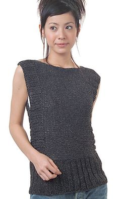 Tops, Tanks, Tees Free Knitting Patterns | In the Loop Knitting