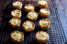 Keto Mini Chicken Pot Pies | Ruled Me