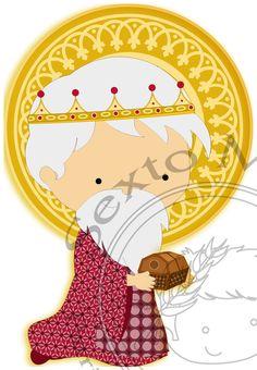 Reyes Magos - Melchor