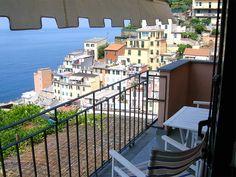 Casa Lorenza - 3 separate apartments for rent in Riomaggiore - Cinque Terre.