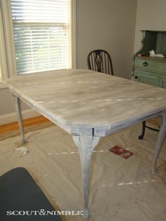 east coast creative refinished dining room table furniture makeover furniture love pinterest furniture makeover table furniture and dining room