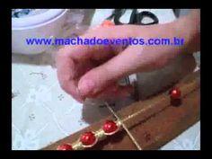 machado eventos -aula fazendo pulseiras de courinho com strass