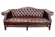 Chesterfield Sofa on OneKingsLane.com
