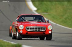 volvo p1800 racing version