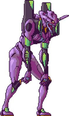 EVA 01 - For The Pixels