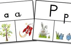 Par quelle lettre commence ce mot? Les spelling cards pour les...
