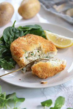 Gluten Free Smoked Haddock Fishcakes Recipe (dairy free & low FODMAP)