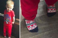 """A Mum Wrote This Letter After Her Son Was Mocked For Wearing """"Girl Socks"""""""