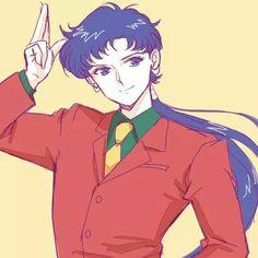 Seiya Kou - Sailor Star Fighter