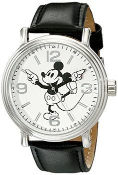 Disney W001853. Reloj de cuarzo analógico de Mickey Mouse para hombre Disney http://www.amazon.com.mx/dp/B00QWK0TYO/ref=cm_sw_r_pi_dp_Vy3Ewb0CWADZT