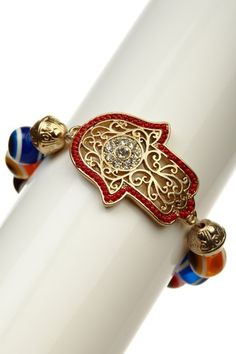 the evil eye in the chamza (hand of Miriam) is my protection from evil.