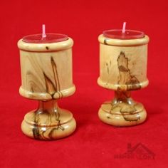 wood lathe candle holders - Google Search