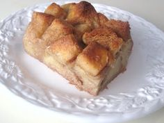 Simplistic Bread Pudding