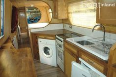 Piper 57ft narrowboat