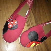 These shoes were made for a previous order. We can re-create this style, or create a special pair, just for you! We offer these in Toddler sizes 4-13, Youth 1-6 (boys and girls), Womens 7-11, and Mens 7-13. We offer these in toms style shoes, and vans style shoes. You can see examples of all our ...