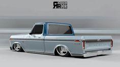 Custom Ford Trucks, Classic Ford Trucks, Ford Pickup Trucks, Ford 4x4, Custom Cars, Classic Cars, Bagged Trucks, Old Trucks, Old Fords