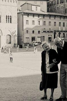L'amore nasce a tutte le età