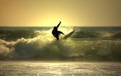 Surfing Nahoon reef.
