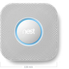Nest Protect | A smoke + Carbon Monoxide detector in one! $129