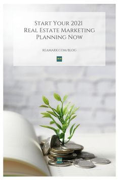 Now's the time to start your 2021 Real Estate Marketing Planning.