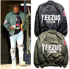 YEEZY Jackets Men YEEZUS Tour MA1 bomber jacket men Kanye West Streetwear Thick Military Slim yeezy Jacket Outwear Coats Men XXL //Price: $73.04 & FREE Shipping //     #fashion    #love #TagsForLikes #TagsForLikesApp #TFLers #tweegram #photooftheday #20likes #amazing #smile #follow4follow #like4like #look #instalike #igers #picoftheday #food #instadaily #instafollow #followme #girl #iphoneonly #instagood #bestoftheday #instacool #instago #all_shots #follow #webstagram #colorful #style #swag…