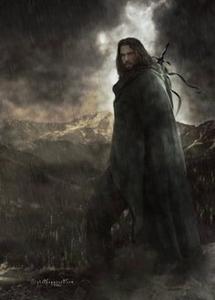 Elendil was born in Númenor. He was the son of Amandil, Lord of Andúnië and leader of the Faithful Númenóreans. Like his father, Elendil maintained a strong friendship with the Elves and preserved the old beliefs in Ilúvatar and reverence for the Valar; he stood against the barbarous practices of Ar-Pharazôn the King and Sauron his advisor.