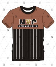 Boys T Shirts, Vector Design, Vector Free, Pattern Design, Vectors, Nyc, Lifestyle, Mens Tops, Fashion