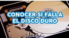 DISCO DURO CONOCER SI FALLA, REPARACION DE COMPUTADORAS