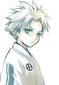 toshiro hitsugaya http://pinterest.com/rubiolopez/boards/