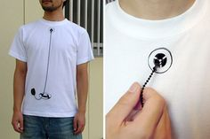 15 Cool and Unusual T-Shirt Designs | DeMilked