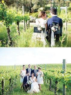 Stunning Adelaide Wedding by Emma Sharkey