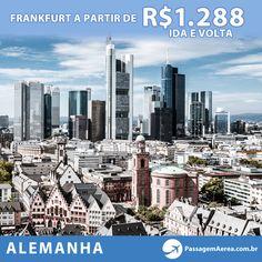 Promoção de Passagem Aérea para Frankfurt com preços a partir de R$1.288, confira!  http://www.passagemaerea.com.br/promocao-iberia-frankfurt-alemanha-2014.html  #alemanha #frankfurt #passagemaerea #passagensareas #promocao