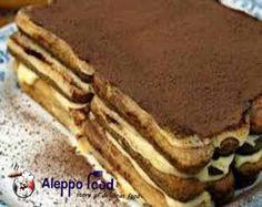 حلوى التيراميسو الإيطالية