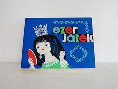 Hungarian snap beads  - Ezer jatek