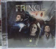 Fringe: Season 5 TV Sountrack Import CD Album Sealed