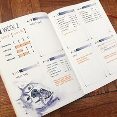 AUG // WEEK 2: Indulged this week with lots of fun stuff with friends so didn't…