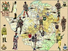 From Sandline to 'Timeline', it's pedigrees, pulp fiction and graft in Papua New Guinea African History, Papua New Guinea, Special Forces, Pulp Fiction, World History, Military History, Warfare, South Africa, Vintage World Maps