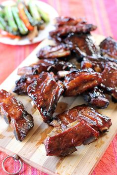 While most of us knew that barbecued ribs is a popular American dish there is an Asian counterpart that exists and it is called the Hoisin Pork Ribs.