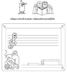 ATIVIDADES DE EDUCAÇÃO INFANTIL E MUSICALIZAÇÃO INFANTIL: Agosto 2012