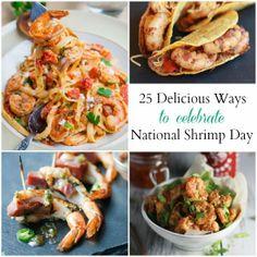 25 Delicious Ways to Celebrate National Shrimp Day