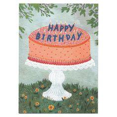 Little Otsu — Birthday Card by Becca Stadtlander