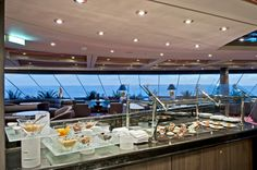 MSC Divina - MSC Yacht Club - Top Sail Lounge