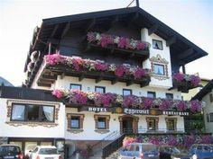 hotel gasthof Eggerwirt in Austria Balcony Window, Balcony Garden, Window Boxes, Balconies, Alps, Wonderful Places, Home Goods, Gardens, Europe