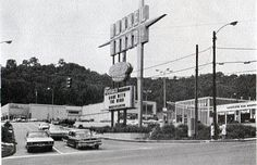 Asheville North Carolina, Western North Carolina, Asheville Nc, Old Pictures, Old Photos, Starlite Drive In, Biltmore Estate, Historical Pictures, Back In The Day