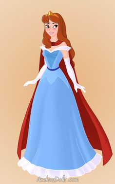Princess Aurora and Prince Phillip's daughter. by GreyWardenNatasha.deviantart.com on @deviantART