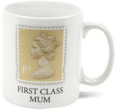 Gift Republic. First Class Mum Mug